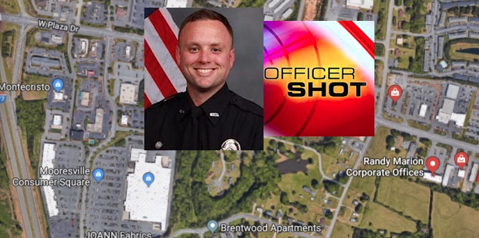 Randy Marion Mooresville >> NC Police Officer Jordan Sheldon Shot And Killed Saturday Night During Routine Mooresville ...
