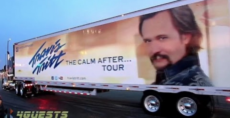 Travis Tritt Tour Bus Involved In Double-Fatal SC Crash