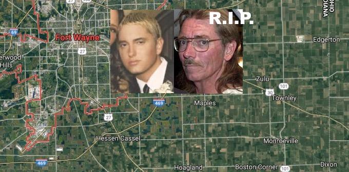 Marshall Bruce Mathers Jr, Rapper Eminem's Real Dad, Passes