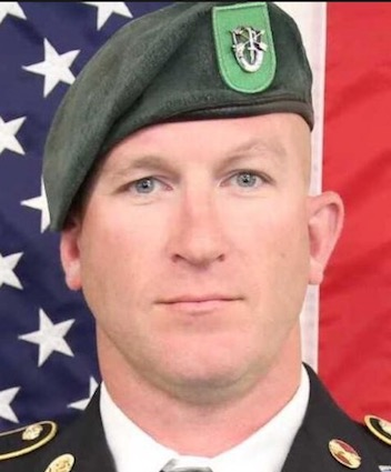 James 'Ryan' Sartor ID'd As Fort Carson Special Forces
