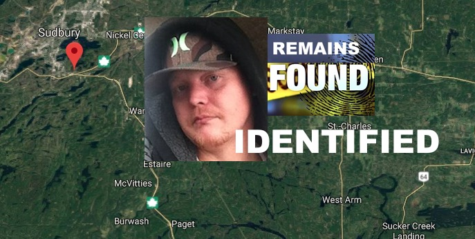 Missing ON Man Devin Collin ID'd As Remains Found Along