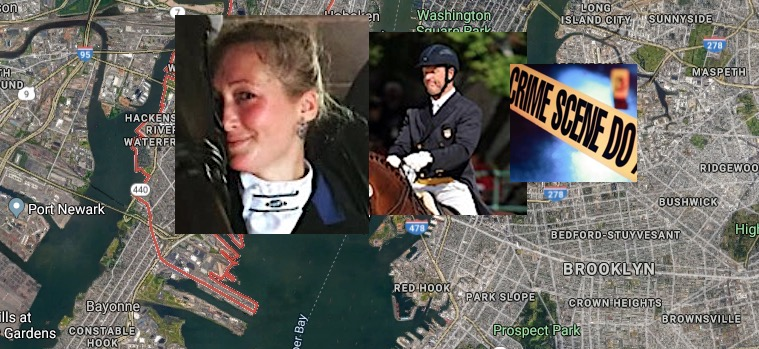 Equestrienne Lauren Kanarek Clinging To Life After Shot