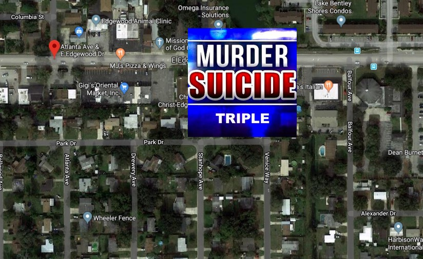 Lakeland Fl Children Rescued After 3 Adults Dead In