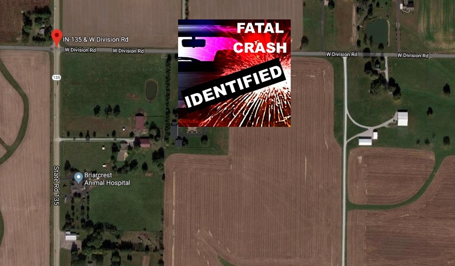 in man robert t  shirley id u0026 39 d as victim in friday morning fatal bargersville crash