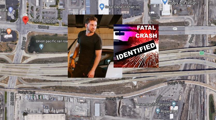 Ut Man Dillon Ashy Id D As Victim In Saturday Slc High Speed Aston Martin Crash Thecount Com