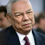Former President George W. Bush Releases Statement On Death Of Colin Powell