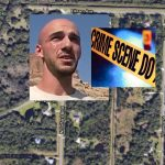 FL Police Seal Off Area With Crime Scene Tape Friday During Search For Brian Laundrie