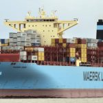 Vessel Dumps 40 Shipping Containers In Rough Seas Friday Including 'Spontaneous Combustibles'