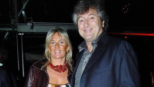 260540 vittorio missoni Famed Missoni Fashion House Boss And Wife Plane Reported Missing