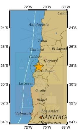 6.7 Earthquake Strikes Chile