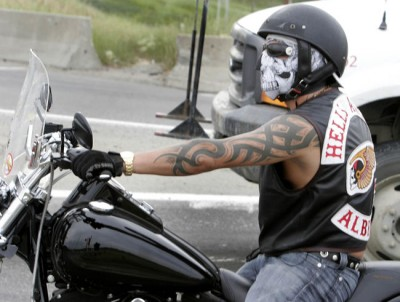 4 Hells Angels Arrested Leaving Toy Drive 4