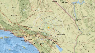 4.3 Earthquake Rocks Lucerne Valley CAL