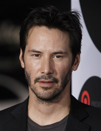 Keanu Reeves is NOT the father..perhaps