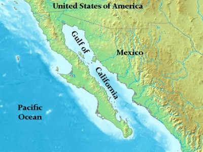 6.2 Earthquake Rocks The Gulf Of California  2