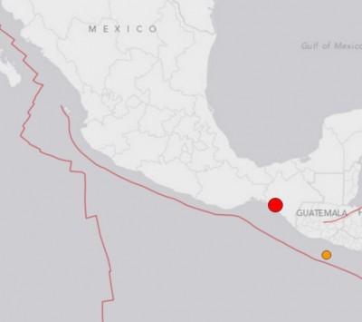 6.4 Earthquake Tres Picos Mexico