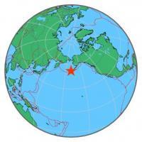 6.9 earthquake Yunaska Island alaska 2