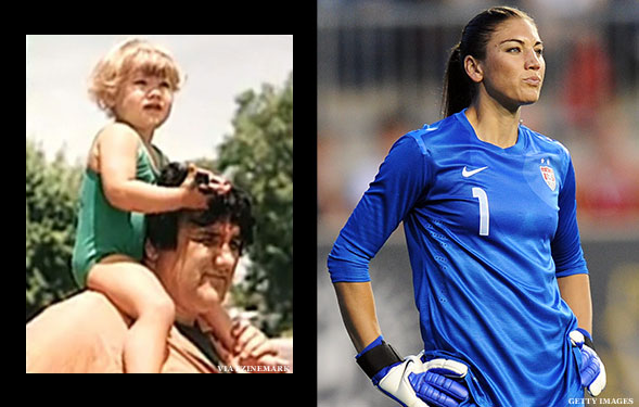 cute and funny   u0026quot when they were young u0026quot  sports stars