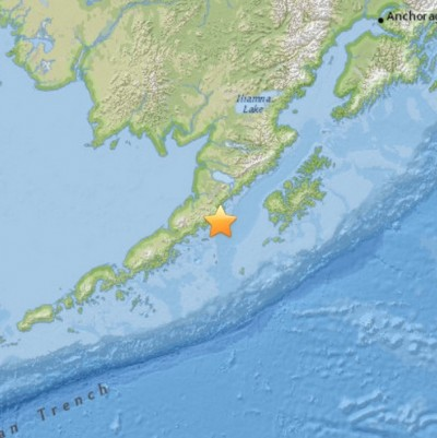 7.0 Earthquake ALASKA  400x401 7.0 Earthquake ROCKS ALASKA