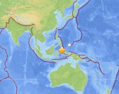 7.3 Earthquake Strikes Offshore Indonesia
