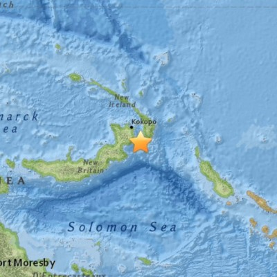 7.7 Major Earthquake Strikes Papua New Guinea