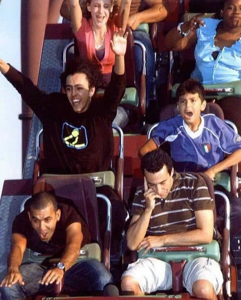 96 Sleeping on a Roller Coaster Greatest Ever Roller Coaster Auto Photo Moments