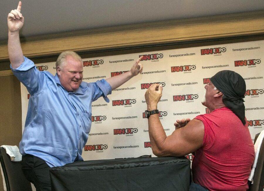 9c5569b860824f1c3b0f6a70670089f5 HULK HOGAN LOSES Arm Wrestling Match Against TORONTO MAYOR!!!