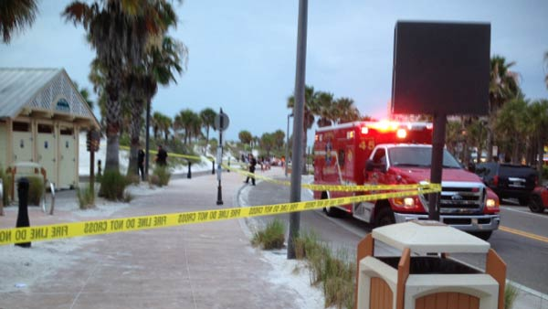 ACTIVE SHOOTER Hyatt Regency Hotel Clearwater Beach