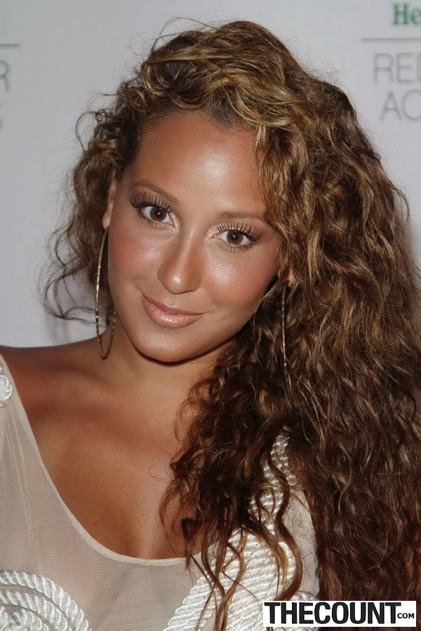 Adrienne Bailon 10 The Many Looks Of Adrienne Bailon The Real Talk Show Host