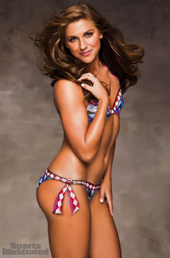 TheCount.com 3 Hottest Female Athletes Of The 2012 Olympics