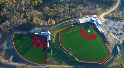 Alex P. Hendry Onondaga College baseball field