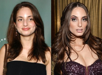 Alexa Ray Joel before and after