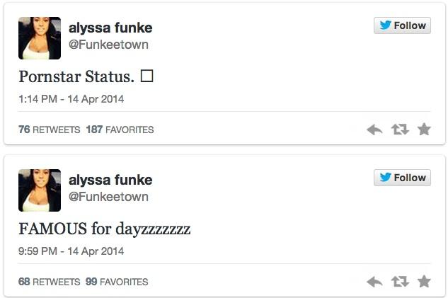 Alyssa Funke twitter