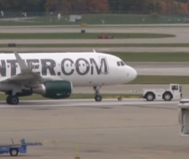 Amber Vinson frontier airlines ebola 2