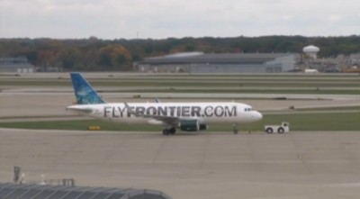 Amber Vinson frontier airlines ebola