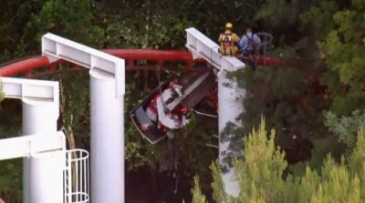 Amusement Park Ride Accident, Los Angeles