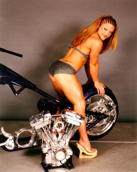 Amy Shirley Lizard Lick Towing Bikini Modeling Photos BONUS: Fighting