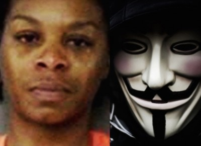 Anonymous sandra bland murdered