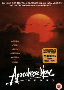 Apocalypse Now Redux netflix
