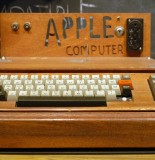 Apple I Computer 155x160 Apple 1 Computer That Sold For $666.66 Just Sold At Auction For Almost $1M