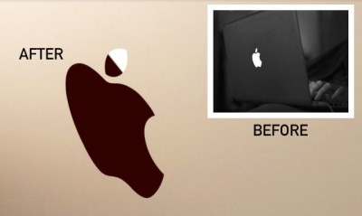 Apple Retires Glowing Logo On New MacBook