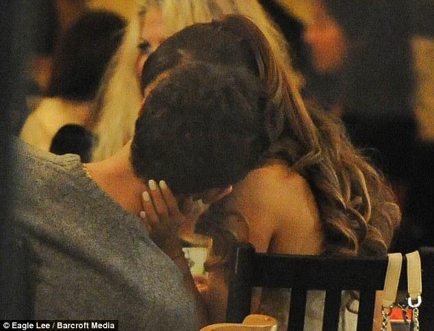 Ariana Grande Nathan Sykes 2