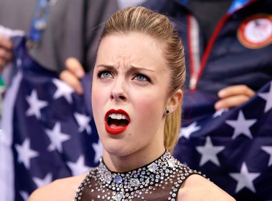 Ashley Wagner wagnerface