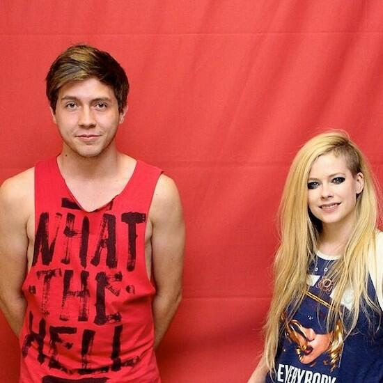Avril Lavigne $400 Meet And Greet 4