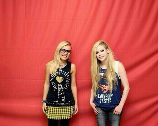 Avril Lavigne $400 Meet And Greet