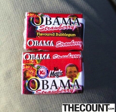 obama bubblegum