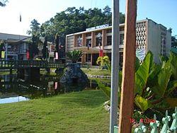 Balilihan_presidencia_facade