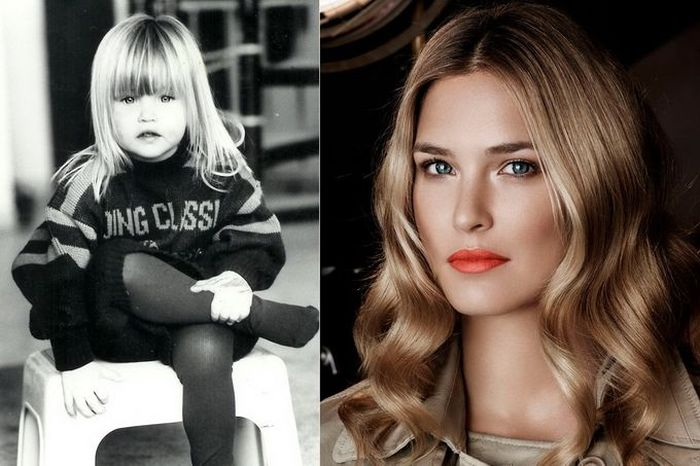 Bar Refaeli TOP FASHION MODELS When They Were Young
