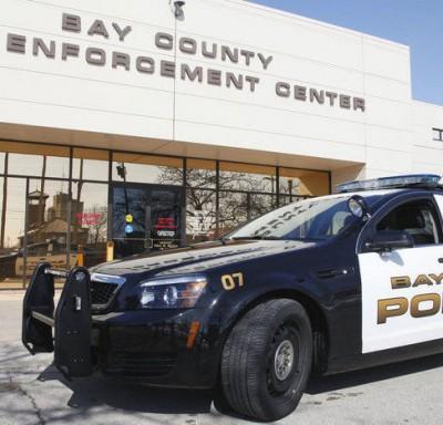 Bay City MI Police Officer Shot 2