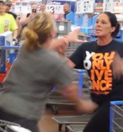 Beech Grove WalMart Fight Amber Stephenson 5