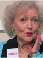 Betty White aarp getoverit 150x200 Video: Betty White Get Over Being Old AARP Commercial
